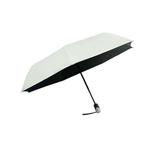 Stella Fella Paraguas De Sol Paraguas Plegable Automático Paraguas Ligero Refuerzo A Prueba De Viento Paraguas Indestructible 317 Gramos Dos Personas 7 Costillas