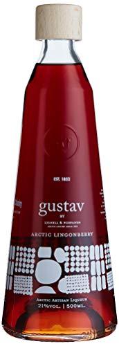 Gustav Arctic Lingonberry Likör (1 x 0.5 l)