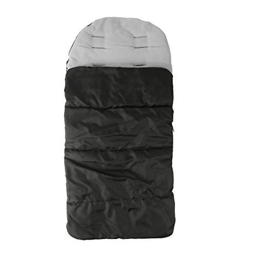 Rehomy Universal Baby Wimpelkette Tasche 3-in-1 Warm Winddicht Kinderwagen Schlafsack Kleinkind Kinderwagen Fußsack für Autositz