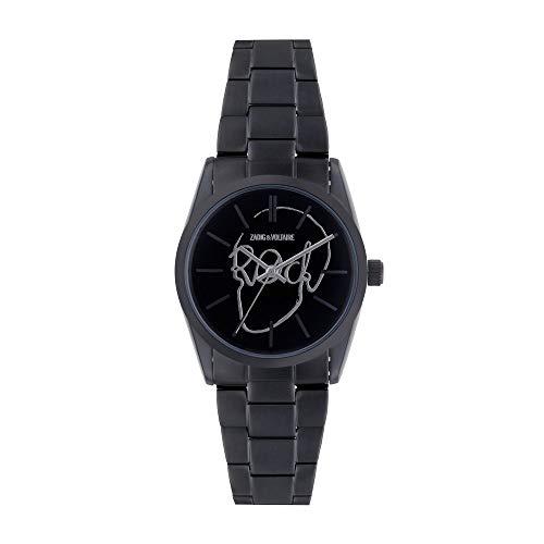 Zadig & Voltaire Reloj de Pulsera ZVT007
