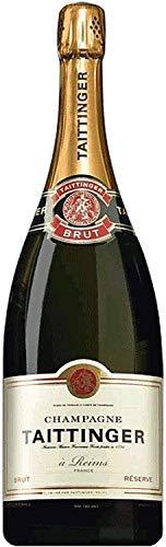 Champagne Taittinger Brut Reserve Methusalem 6,0l in Holzkiste