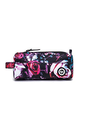 HYPE - Docker Rose Pencil Case, Mochilas Unisex adulto, Multicolor (Multi), 20x6x8 cm (W x H L)