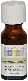 Aura Cacia Pure Essential Oil Frankincense - 0.5 Fl Oz