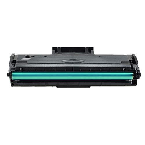 WSCHENG® MLT-D104S MLT D104S 104S D104 Cartucho de tóner Compatible Negro para Samsung SCX-3200 SCX-3205 SCX-3205W SCX-3207 Impresora (Color : BK)