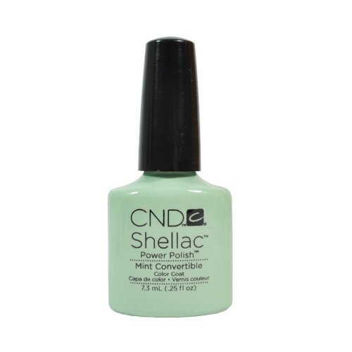 CND Shellac Vernis Gel Mint Convertible 7,3 ml
