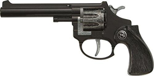 Schrödel- Pistolet Jouet R 88 8-Coups, 1012881, Taille Unique