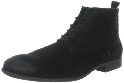 SELECTED Sel Ascott T 16028269, Baskets mode homme - Noir black, 41 EU