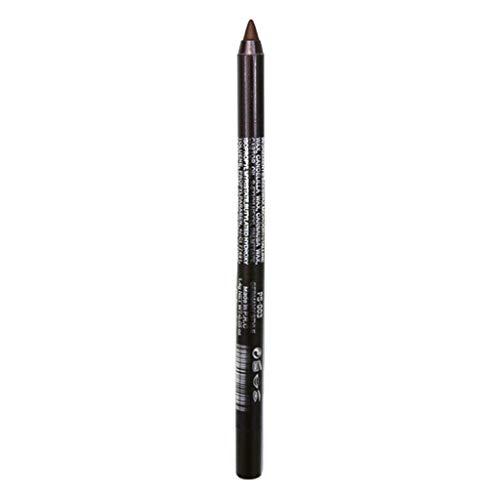 Cyeer Eyeliner Pen,Mehrfarbig Lidschatten Eyeliner 2 In 1 Metallic Glänzend Rauchig Augen Glitzern 14 Farbe (J)