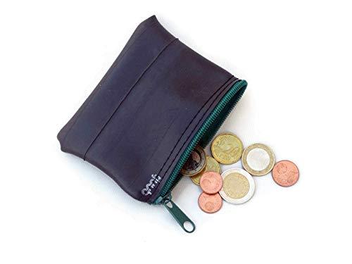 Geldbeutel, Geldbörse, Kopfhörertasche - Geschenk für Fahrradfahrer (Fahrradschlauch upcycling)