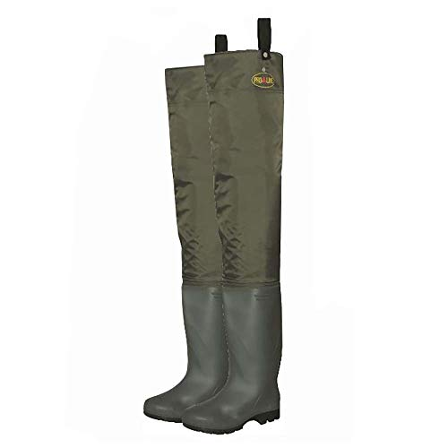 PRO LINE PVC Hip Waders (09)