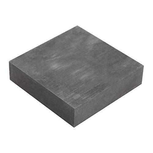 SHOUCAN Blocchi di Grafite 100 × 50 × 50/300 × 150 × 20/200 × 100 × 15 mm Adatto per Metallurgia E Macchinari,200×100×15mm