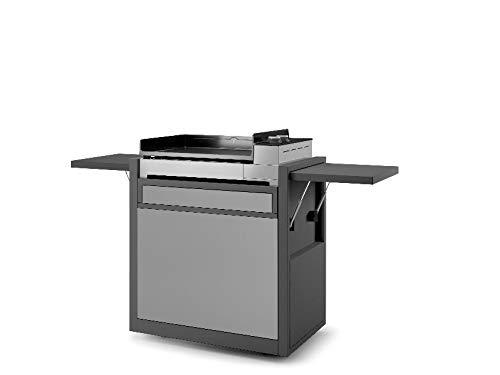 FORGE ADOUR Chariot Premium acier fermé 60 noir et gris clair