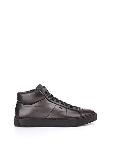 Santoni Luxury Fashion Homme MBGL20851NEORGOTG62 Gris Baskets | Automne_Hiver