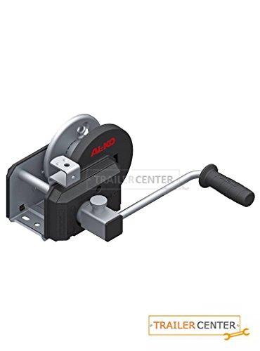AL-KO- Seilwinde gebremst PLUS • Typ 501 PLUS mit Abrollautomatik • ohne Seil / Band bis 500kg