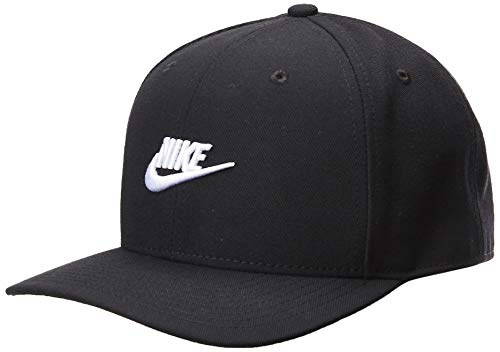 Nike FUT Snapback Cap, Black/White, One Size
