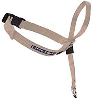 Gentle Leader Quick Release Headcollar: Large, Fawn