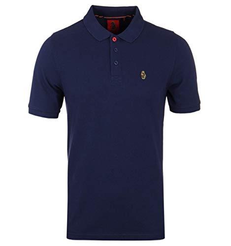 Luke 1977 Williams Navy Pique Polo Shirt