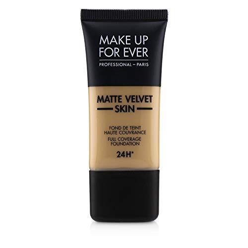 MAKE UP FOR EVER Matte Velvet Skin Full Coverage Foundation Y315 - SAND 1.01 oz/ 30 mL