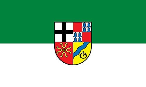 Unbekannt magFlags Tisch-Fahne/Tisch-Flagge: G&elsheim 15x25cm inkl. Tisch-Ständer