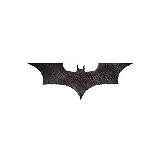 Lampada da comodino per camera da letto Personalità creativa Lampada da comodino con luci a led a led Lampada da parete per bambini Boy Cartoon Lampada da parete per bambini Batman
