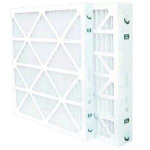 16x25x4 Merv 8 Furnace Filter (6 Pack)