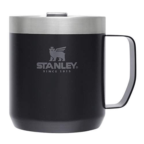 STANLEY(スタンレー) クラシック真空マグ 0.35L マットブラック 保温 保冷 09366-014 (日本正規品)