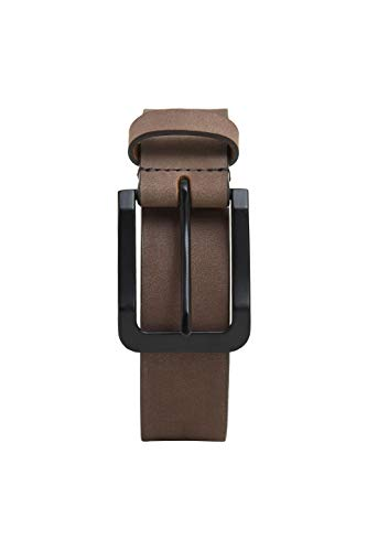 edc by Esprit Accessoires 029ca2s001 Cinturón, Marrón (Rust Brown 220), 115 (Talla del fabricante: 100) para Hombre