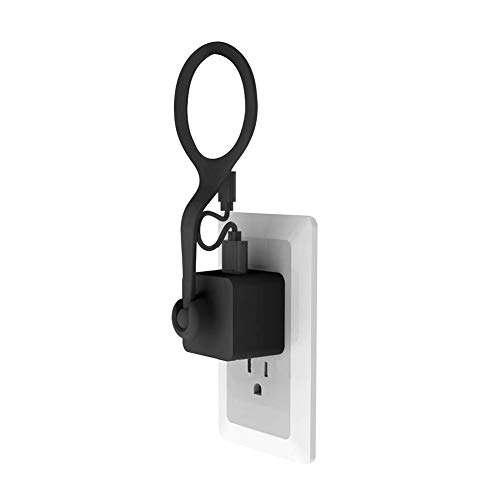 Alftek 360 graden instelbaar kogelgewricht muur AC stopcontact houder voor Nest camera binnenshuis
