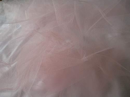 Feintüll Soft rosa Tüllstoff Meterware Tüll Stoff