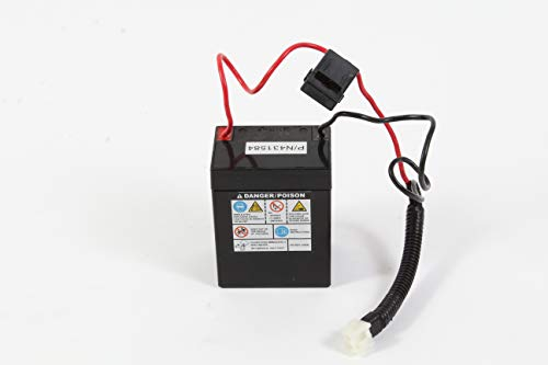 Husqvarna 584353901 Lawn Mower Battery Genuine Original Equipment Manufacturer (OEM) Part