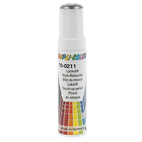 Dupli-Color 806513 Lackstift Auto-Color grau metallic 70-0211 12ml, Grey