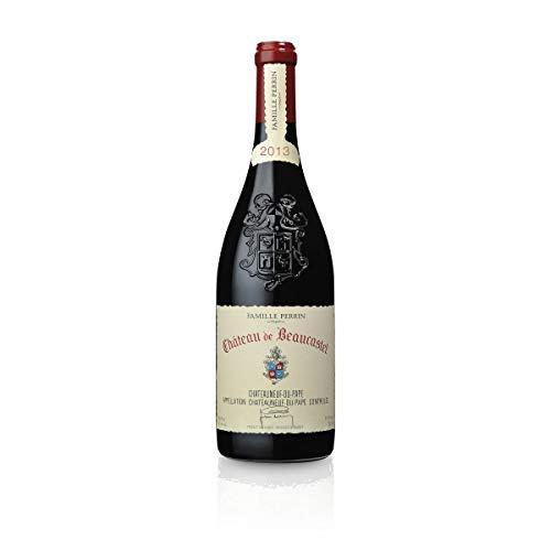 Château de Beaucastel Rouge AOC Chateauneuf du Pape 2013 trocken (0,75 L Flaschen) (1x 0,75l)