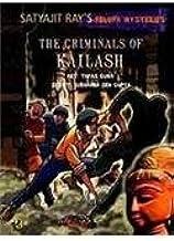 Satyajit Ray's Feluda Mysteries: The Criminals of Kailash