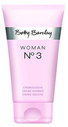 Betty Barclay Woman No. 3 femme/woman, Duschgel, 1er Pack (1 x 150 g)