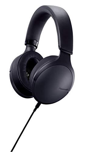 パナソニック 密閉型ヘッドホン ハイレゾ音源対応 ブラック RP-HD300-K