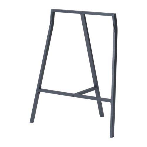 IKEA Tischbeine für Linnmon Schreibtisch Lerberg Bundle mit Filzstiften