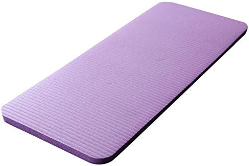 ZHENG Esterilla Yoga Colchonetas de Yoga Pad Sport Pad Gym Mats Suaves Almohadillas Plegables For Los Ejercicios De Entrenamiento del Edificio del Cuerpo