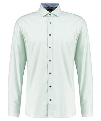 OLYMP 2038/54 Hemden, grün(grn (45)), Gr. 45