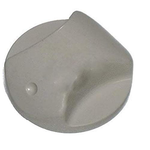 Hot Tub Classic Parts Spa Air Control Knob Compatible with Most Jacuzzi Spas Silver Color 2540-203