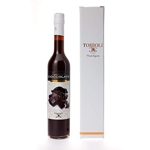 Liquore al Cioccolato 0,5 lt. 17% Vol. - Torboli Finest Liquors -