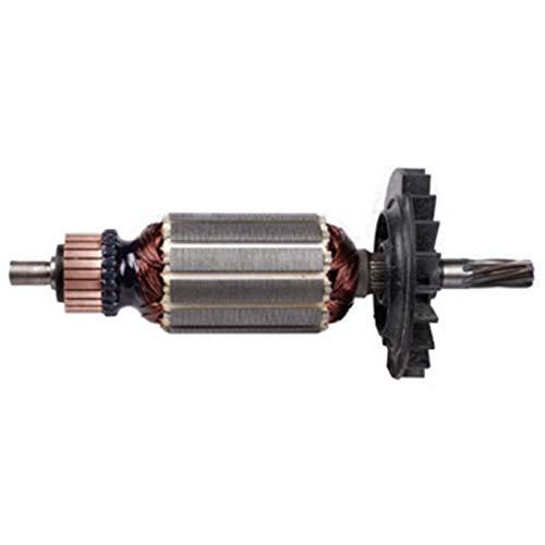 ACAMPTAR AC 220V / 240V Reemplazo Del Rotor Del Inducido para GBH 2-26 GBH 2-26DRE GBH2-26 DFR Martillo Rotativo Repuestos EléCtricos 7 Dientes