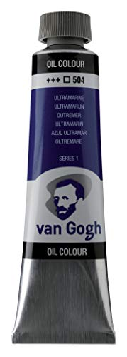 Royal Talens : Van Gogh Oil Paint : 40ml : Ultramarine S1