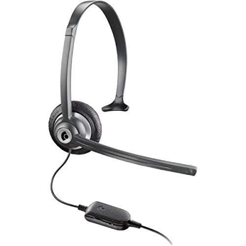 Plantronics M214C Headset with Adjustable Volume