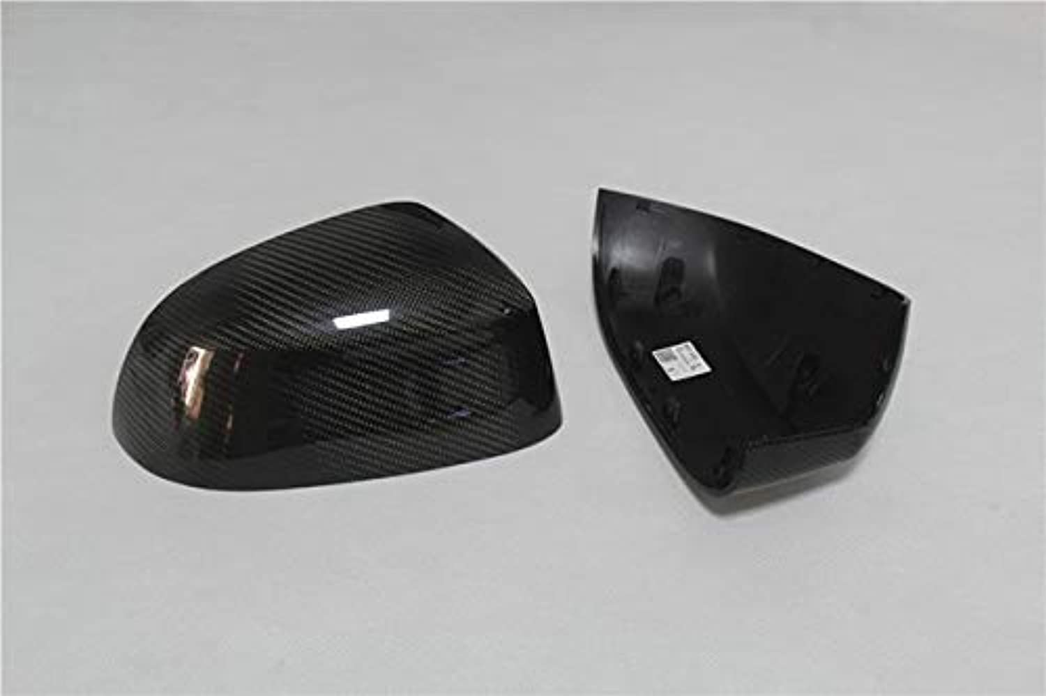 1 piar Carbon Fiber View sdie Mirror Cover Mirror for BMW X3 F25