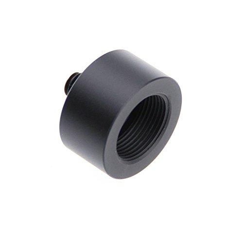 CAMVATE Microfono Supporto Adattatore 1 4 -20 Convertire 5 8 -27 per Supporto per Microfono(1 pezzo)