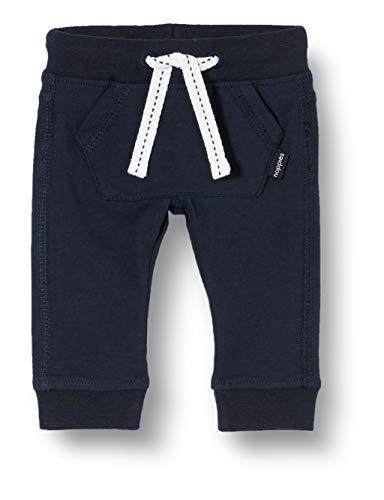 Noppies Baby-Jungen B Slim fit Pants Matthews Hose, Blau (Dark Sapphire P208), (Herstellergröße: 56)