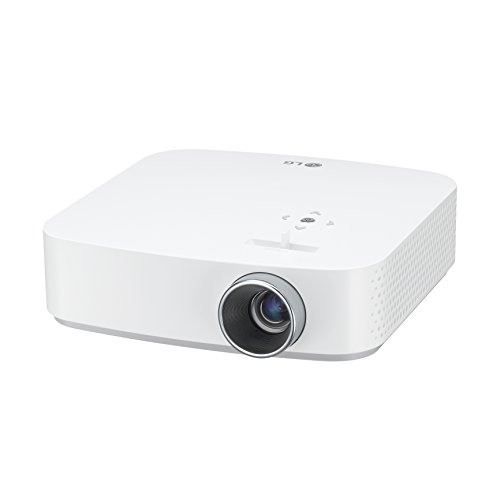 LG PF50KA Portable Full HD LED Smart Home Theater CineBeam Projector (Elect...