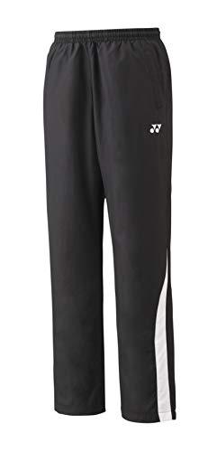 YONEX, Trainingshose YM0006, schwarz/weiß - schwarz/weiß, S