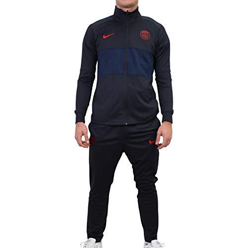 Nike Herren Anzug-AQ0785 Anzug, Oil Grey/Oil Grey/University R, M