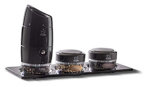 PeugeotZanzibar 31459+Pfeffermühle, einschließlich außergewöhnliches Pfefferset, 8-teilig